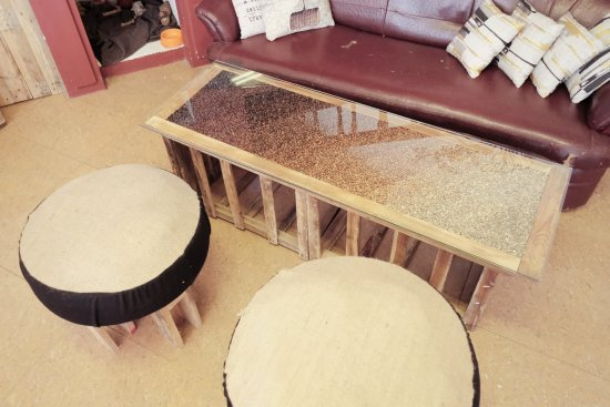 Brew and Breakfast: Coffee Roast Degree Table
