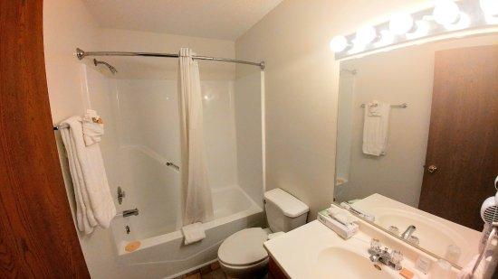 Iowa City, IA: Bathroom in 2 Bedroom Suite