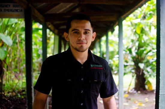 Sarapiqui, Κόστα Ρίκα: Naturalist guide William