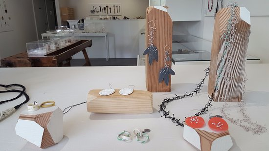 North Sydney, Australie : Handmade jewellery by Penny Jagiello