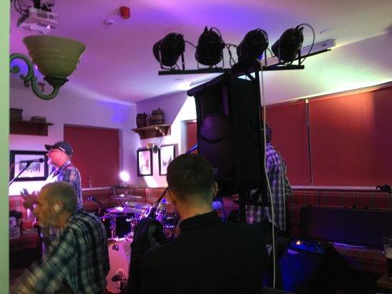 The Punchbowl: Band nite