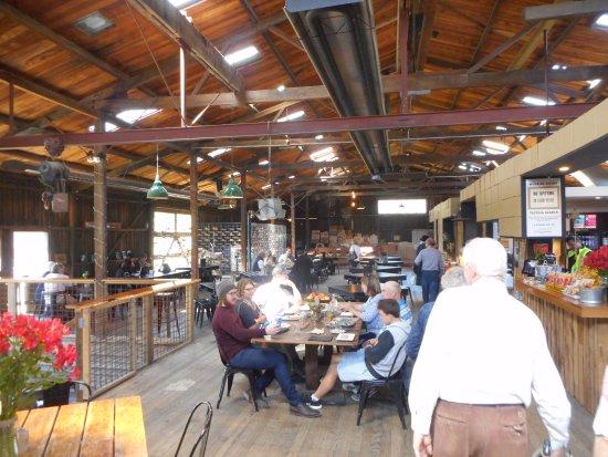 Grove, Australia: The Apple Shed