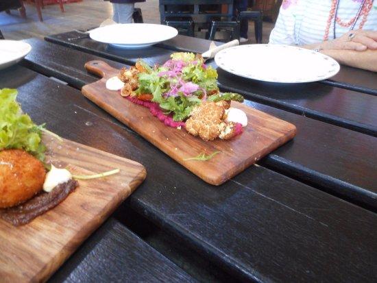 Grove, Australia: Great Food