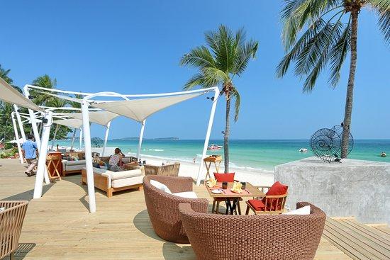 coast beach club   bistro  chaweng restaurant reviews