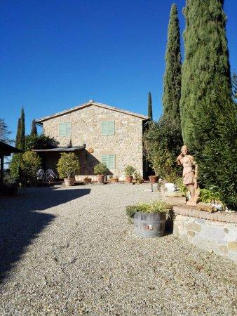 Casole d'Elsa, إيطاليا: Entrata principale