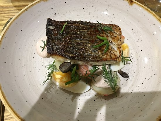 The Lovat, Loch Ness: Main course