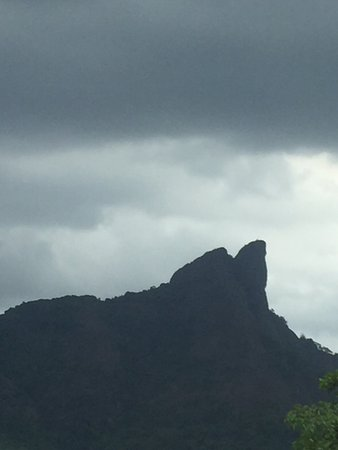 Nagphani (Duke's Nose): Sorry it was bit dark.. but clouds add the beauty