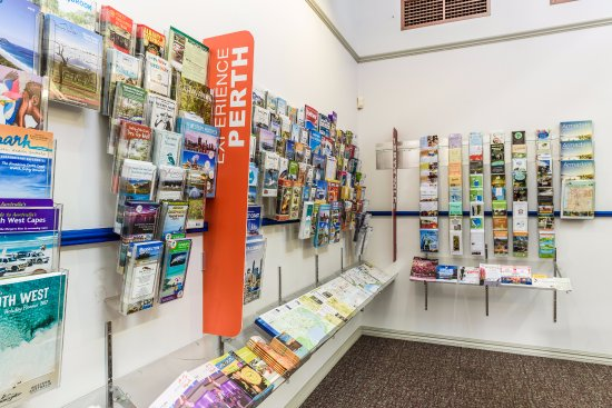 Get all your West Australian brochures and maps from Perth Hills Armadale Visitor Centre