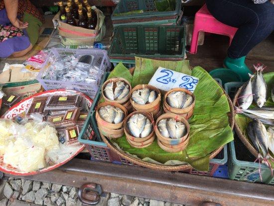 Самут-Сонгкрам, Таиланд: 歪頭魚