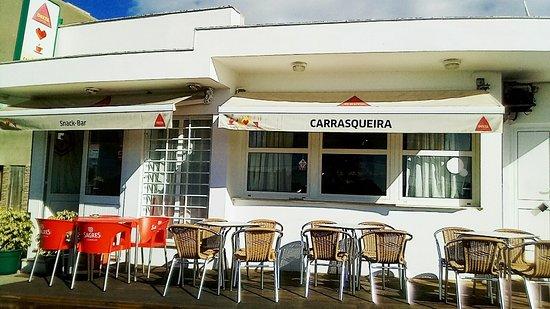 Alcacer do Sal, Portugal: Snack Bar Carrasqueira