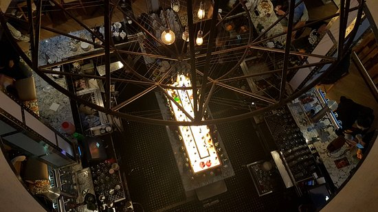 Hard Rock Cafe Antwerp: il bar