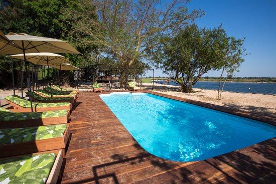 Katima Mulilo, Namibia: Pool