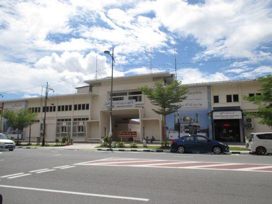 Dermaga Diraja Bandar Seri Begawan