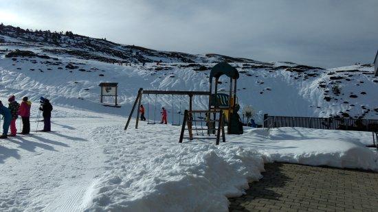 Isaba, สเปน: Parque infantil