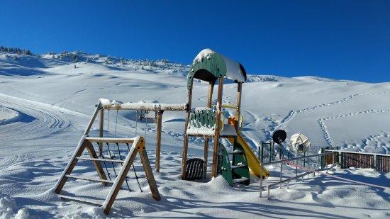Isaba, สเปน: Parque infantil nevado