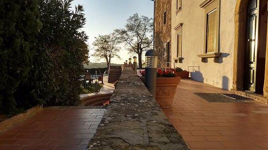Montaione, Italien: ingresso