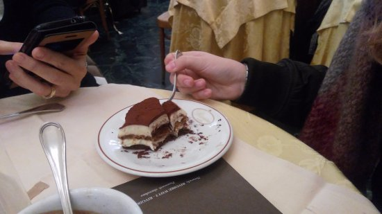 Caffe Rivoire: Tiramisu