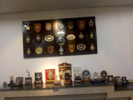 Air Force Museum : Eastern Air Command Mementos