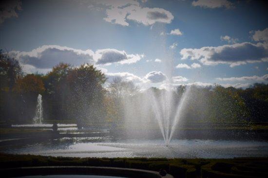 Woodstock, UK: Water gardens