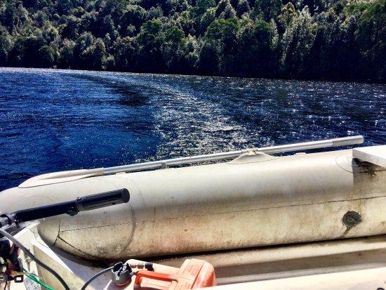 Corinna, Australia: Pieman River