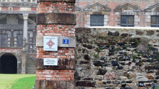 Ducey, Francia: indgangen