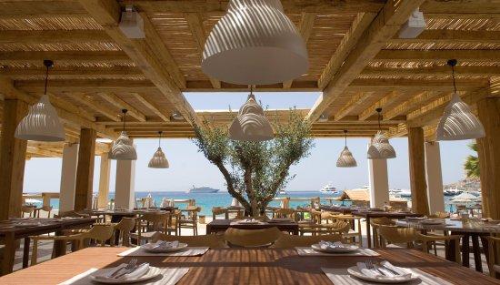 Autre chose avis de voyageurs sur branco restaurant mykonos tripadvisor - Mykonos lieux d interet ...