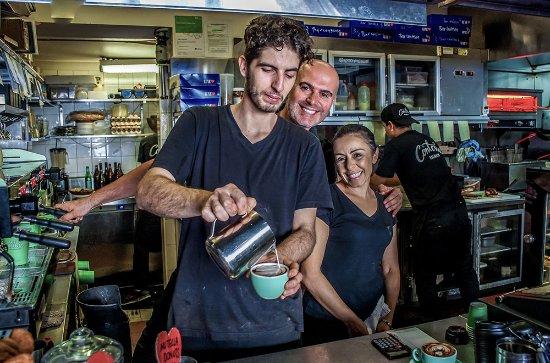 Balmain, Australien: Staff
