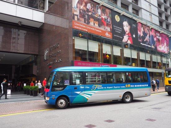 Holiday Inn Golden Mile Hong Kong Photo