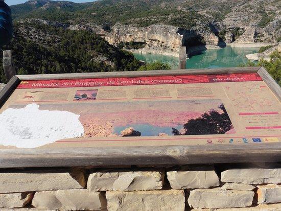 Castellote, Ισπανία: dal mirador