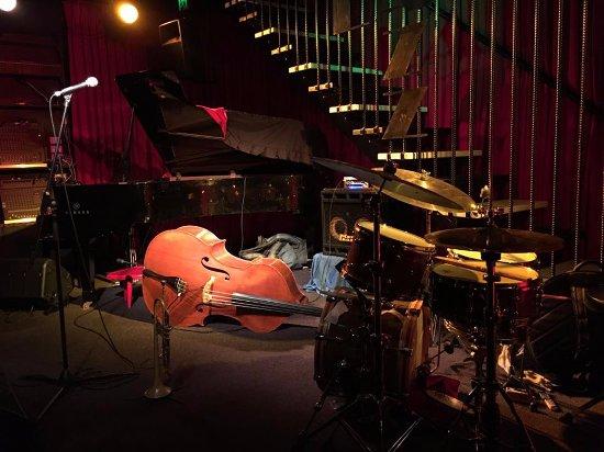 Bares e clubes de jazz