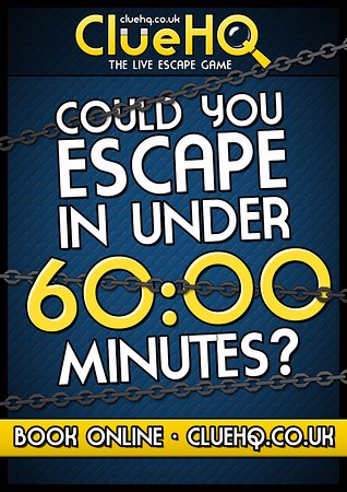 Coventry, UK: Could you escape?