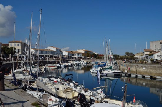 port de saint martin de r picture of ile de re charente maritime tripadvisor. Black Bedroom Furniture Sets. Home Design Ideas