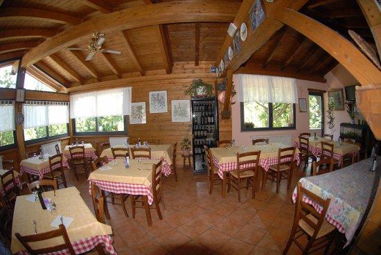 Brusimpiano, Italy: Sala da Pranzo