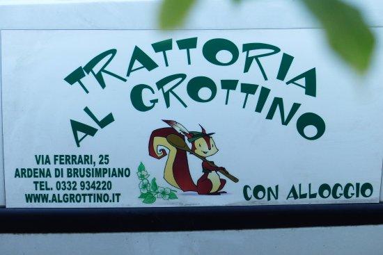 Brusimpiano, Italy: Il nostro Logo