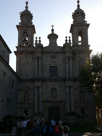 Puerta Principal del Monasterio de San Juan.
