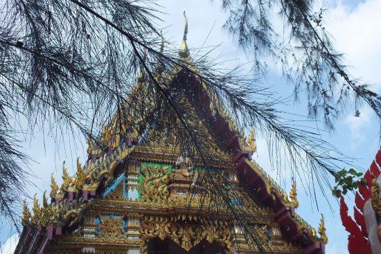 Rawai, Thailand: Монастырь Samnak Song Nai Harn.
