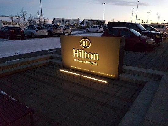 Hilton Reykjavik Nordica: 20171118_102202_large.jpg