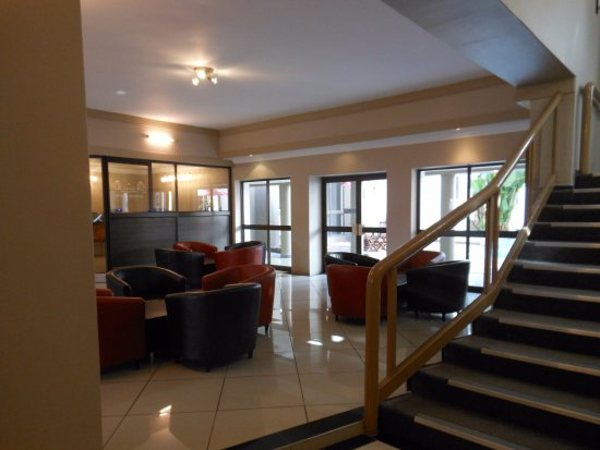 Randburg, Afrique du Sud : Reception Lounge