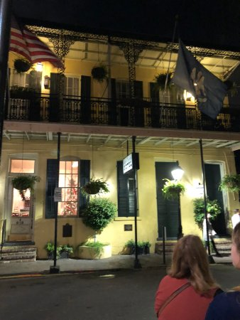 French Quarter Hotels >> The Voodoo Bone Lady Haunted Tours (New Orleans) | June 2019 All You Need to Know BEFORE You Go ...