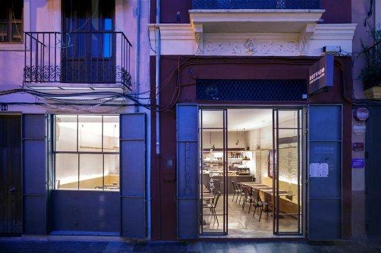 imagen  Refugio, Restaurante del Carmen  en Valencia