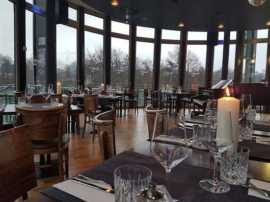 Muelheim an der Ruhr, Germany: Restaurant