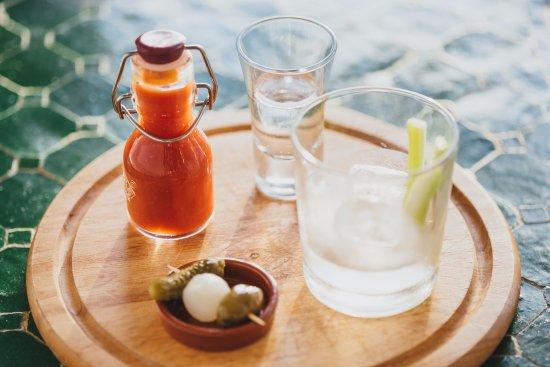 Widemouth Bay, UK: Cocktails