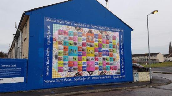 Tours de los Murales de Belfast