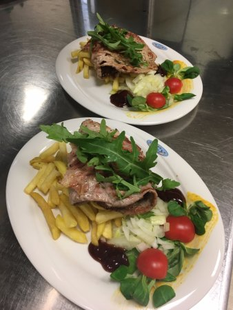 Lesce, Eslovenia: Daily lunch from 5 EUR