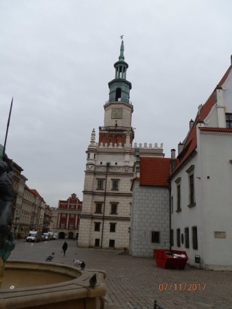 Koziolki Poznankie Ratusz: KOZİOLKİ POZNANKİE RATUSZ - POZNAN