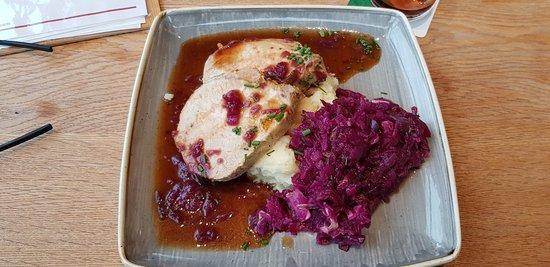 Arnsberg, Tyskland: Perfect klaar gemaakt. Heerlijk gegeten