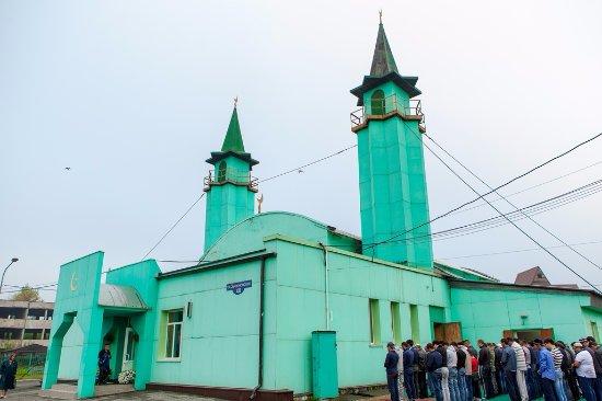 Chulpan Mosque