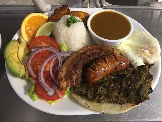 North Port, ฟลอริด้า: Authentic Colombian Cuisine!
