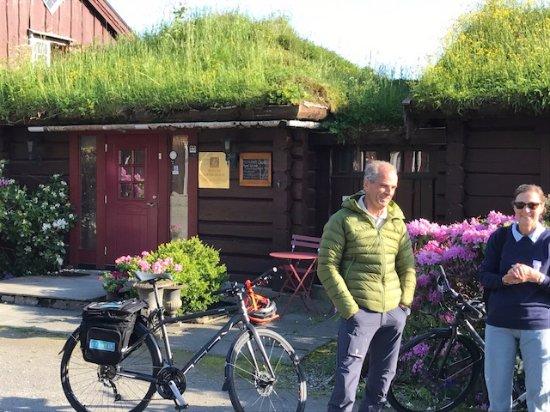 Bronnoy Municipality, Noruega: The main entrance