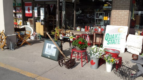 Port Perry, Canada: 40 Vendors in 5500 square feet of Vintage Heaven,and including one-of-a-kind original creations!